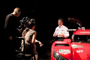 Nissan 2 media sessions