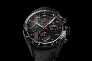 Nissan 1 Heuer special edition watch