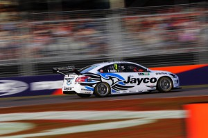 Nissan 2 10th place in altima v8 superacer in australia