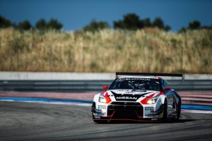 Nissan 2 spa 24 hours 2015