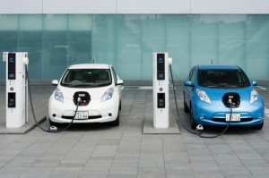 Nissan 1 scoot newtorks and the Nissan Leaf