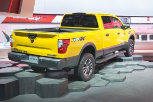 Nissan 2 XD voted as truck of the year