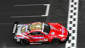 Nissan 2 altima race cars in top 10