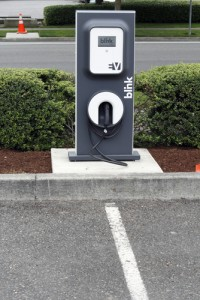 Cardinale Nissan 1 charging station