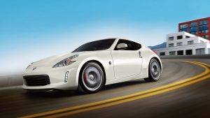 Cardinale 370Z Coupe White1