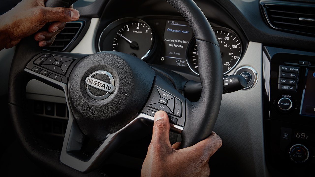 Try Nissans New Adaptive Cruise Control At Cardinale Nissan
