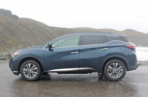 Nissan 4 unveils production ready Murano Hybrid