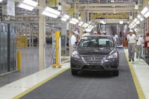 Nissan 4 10 millionth vehicle in mexico