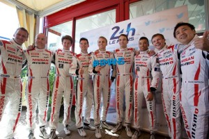 Nissan 4 le mans drivers june 13th
