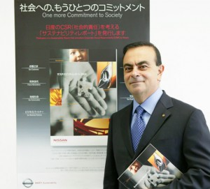 Nissan 4 substantial growth experienced in group