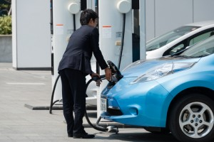 Nissan 3 Scoot Networks and the Nissan Leaf