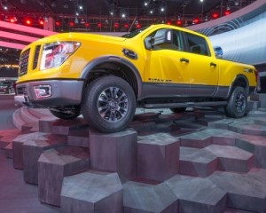 Nissan 4 XD Voted as truck of the year