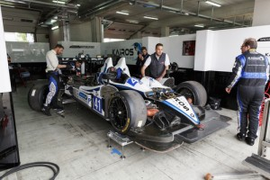 Nissan 4 greaves motorsport