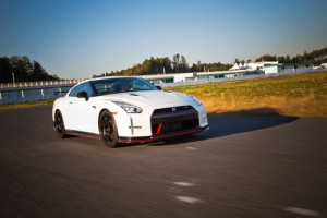 Nissan 4 playstation GT Academy winner tests