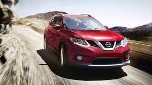Nissan Rogue - One of the Highest Rated SUVs this year in terms of safety