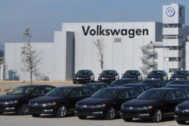 Volkswagen Of America >> Volkswagen Of America Reports Slight Increase In January Sales