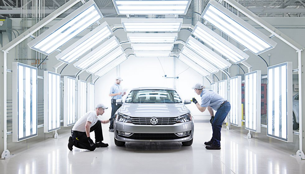 Every Detail Matters when it comes to Volkswagen Vehicle