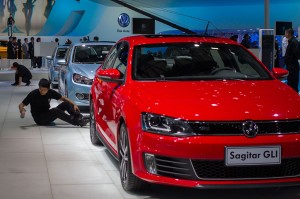 VW 2 opens new facility in central china