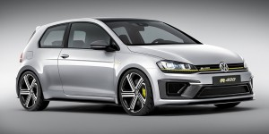 VW 1 golf r to be very limited