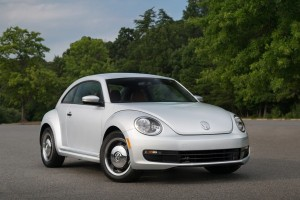 VW 2 beetle earns 5-star safety rating