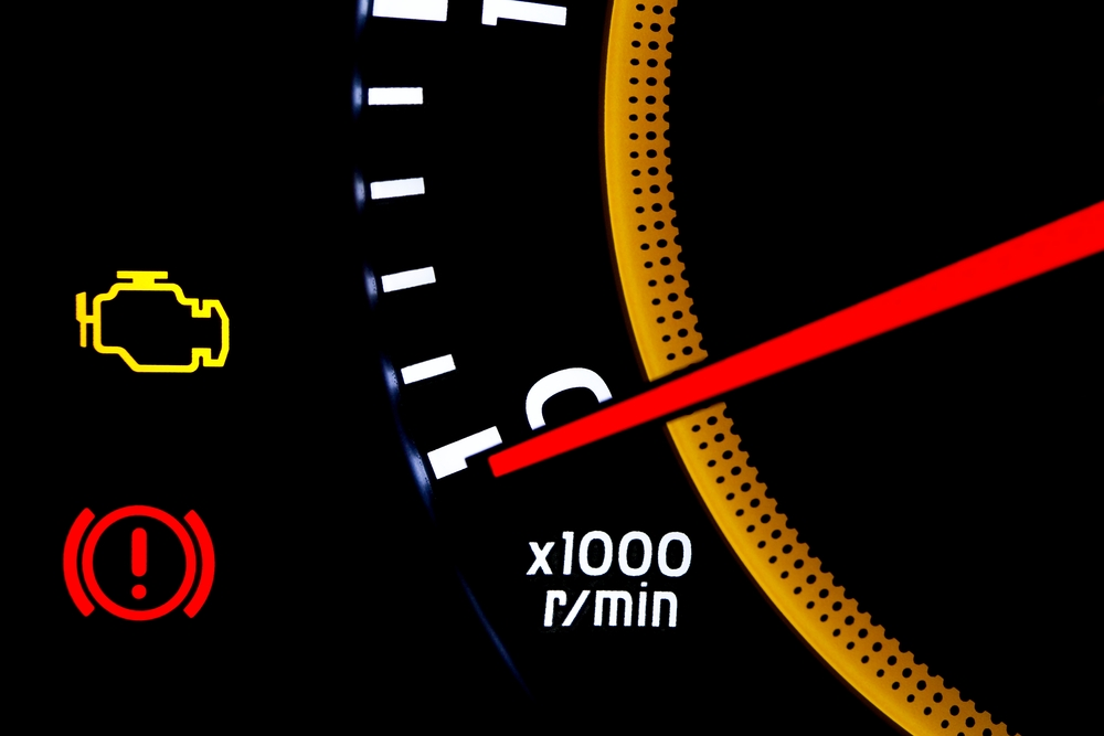 Take Your VW For Service When Your Check Engine Light Goes On
