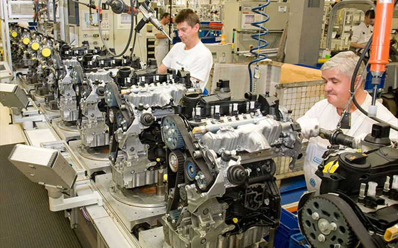 Volkswagen To Assemble Engines In India Cardinaleway