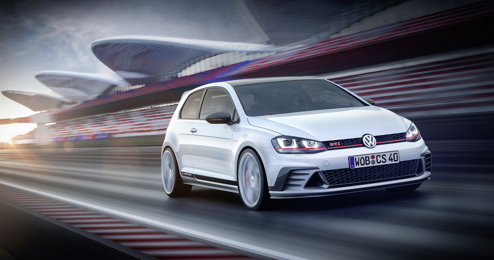 new 2019 volkswagen golf gti to be showcased as early as 2016. Black Bedroom Furniture Sets. Home Design Ideas