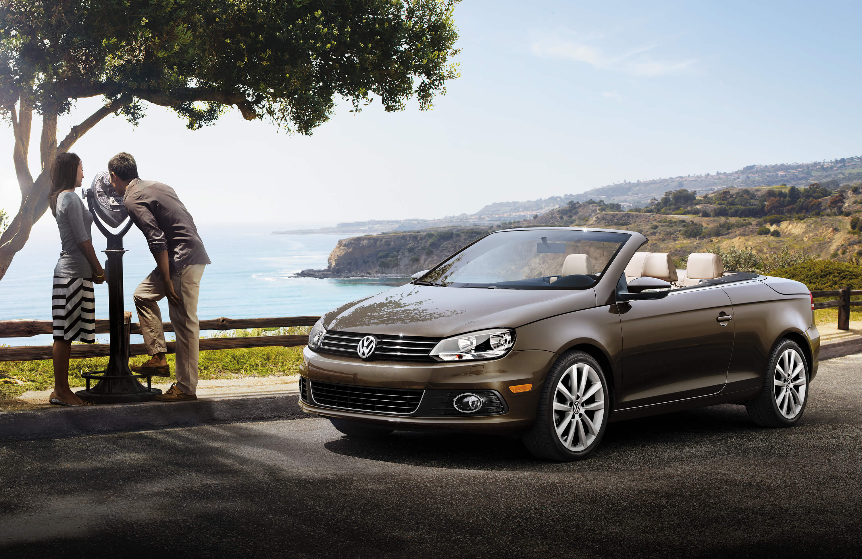 safety features of the volkswagen eos