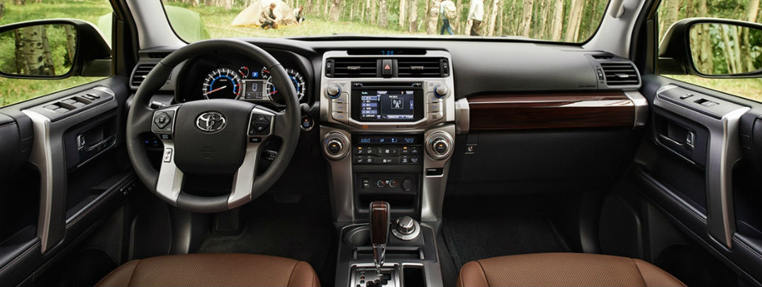 Image Gallery 2016 4runner Interior