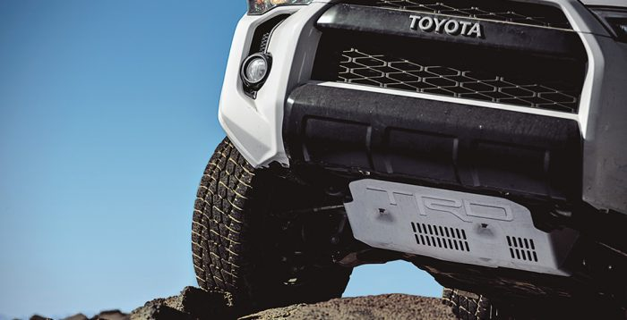 what is the ground clearance for the toyota 4runner. Black Bedroom Furniture Sets. Home Design Ideas