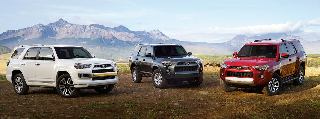 How many seats are in the 2017 Toyota 4Runner?