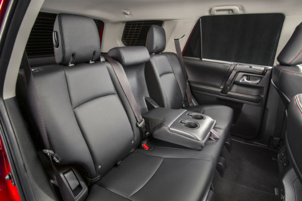 how many seats are in the 2017 toyota 4runner. Black Bedroom Furniture Sets. Home Design Ideas