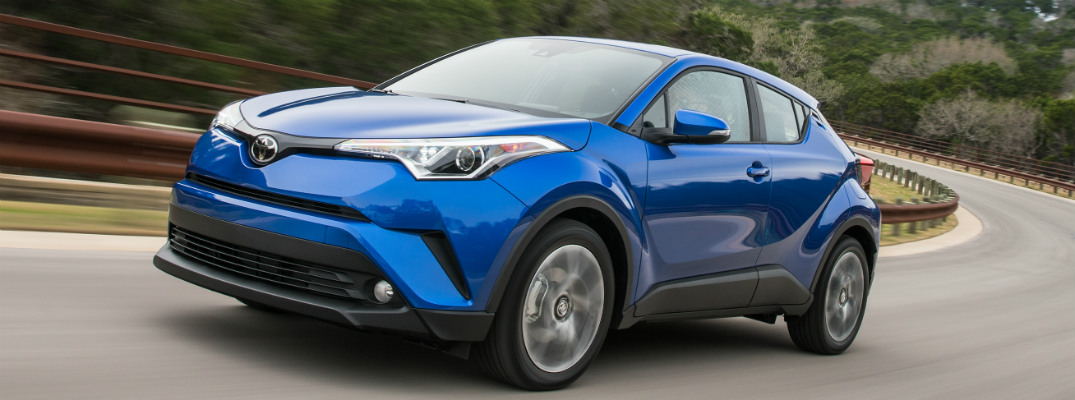 Release Date and Price for the 2018 Toyota C-HR