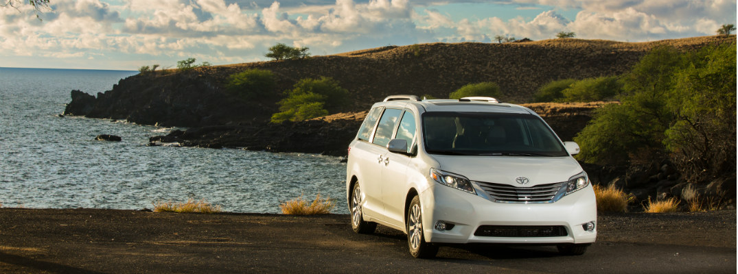 Can you tow in the 2017 Toyota Sienna?