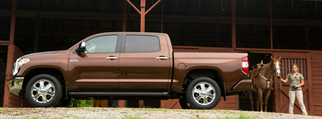 What is special about the 1794 Edition 2017 Toyota Tundra