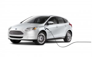 Ford Focus Electric Ford Sustainability