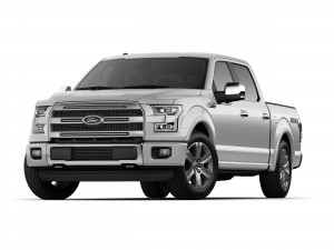 2015 F-150 Ford Sustainability