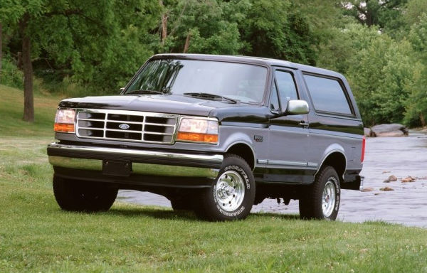 ford new car releaseFord Bronco Release Date