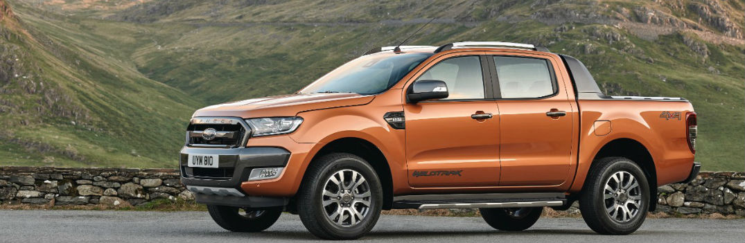 2019 Ford Ranger Engine Options and Performance Specs