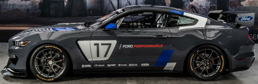 & Ford Performance Releases New App and Mustang GT4 Race Car markmcfarlin.com