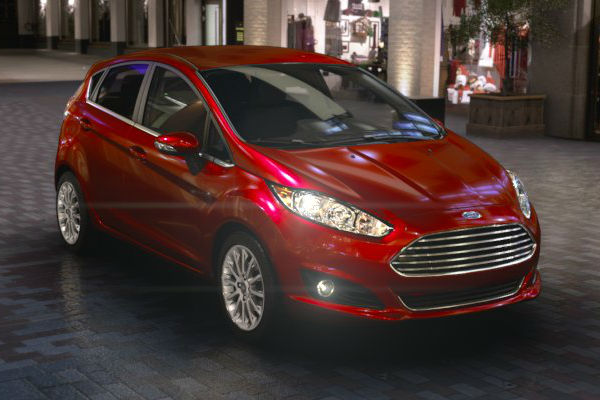 See The Color Choices For The 2017 Ford Fiesta