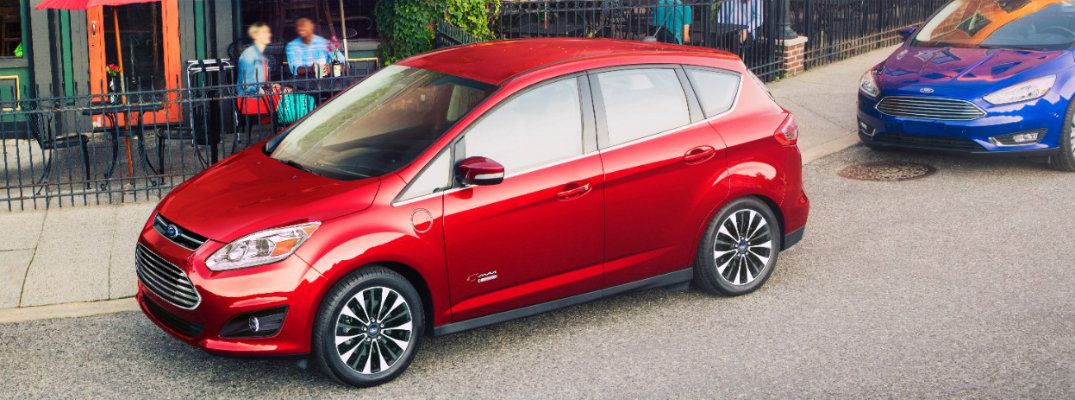 How do you jumpstart a Ford C-Max?