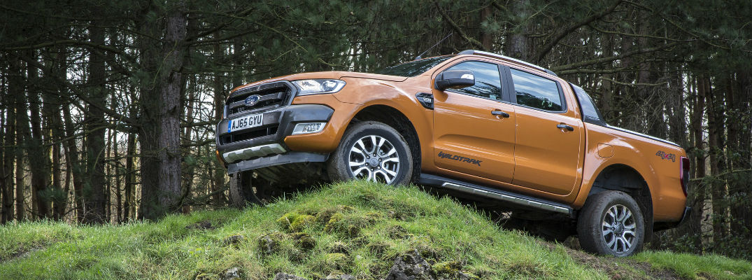 Is Ford making a Raptor version of the Ranger?