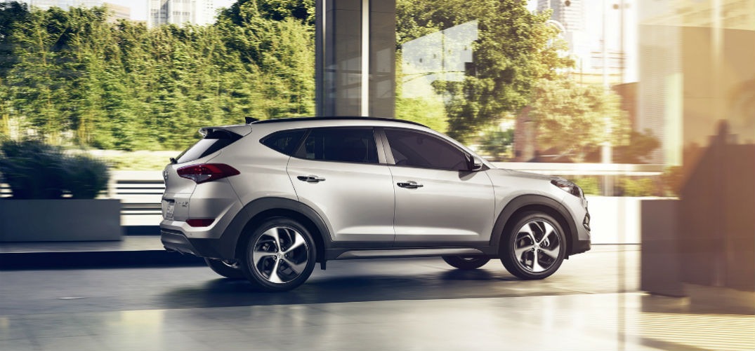 2016 Hyundai Tucson is the Best Compact SUV for the Money