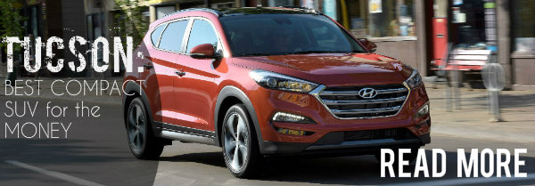 2016 hyundai tucson is the best compact suv for the money. Black Bedroom Furniture Sets. Home Design Ideas