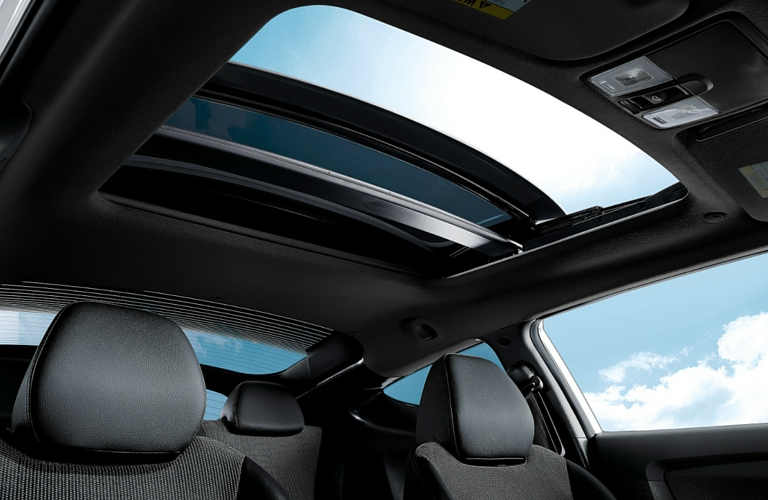 Does The 2016 Hyundai Veloster Have A Sunroof