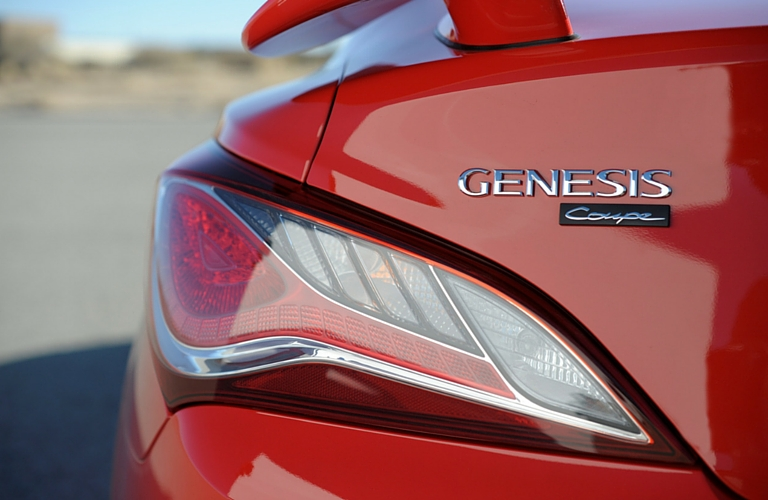 2016 Hyundai Genesis Coupe Color Options