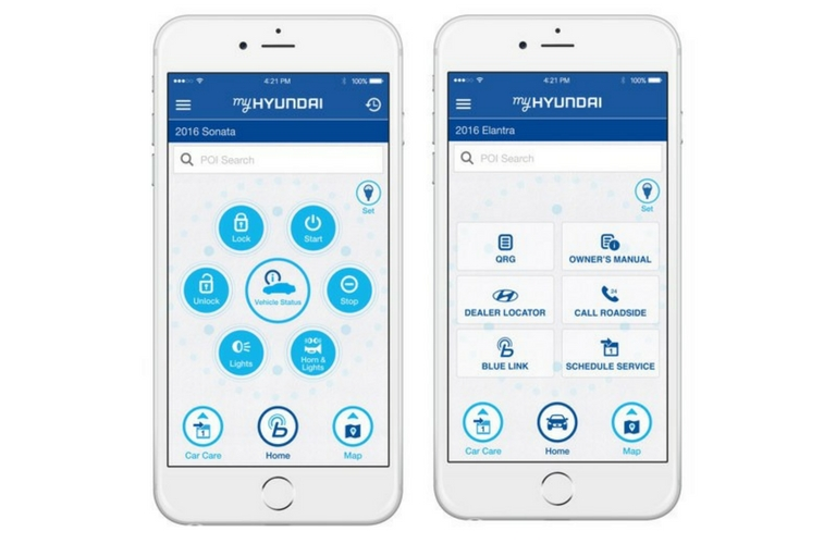 Advantages Of Downloading The Myhyundai App