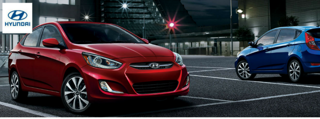 2016 Hyundai Accent Exterior Colors And Features