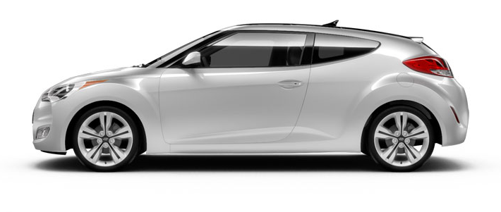 2017 Hyundai Veloster Color Options